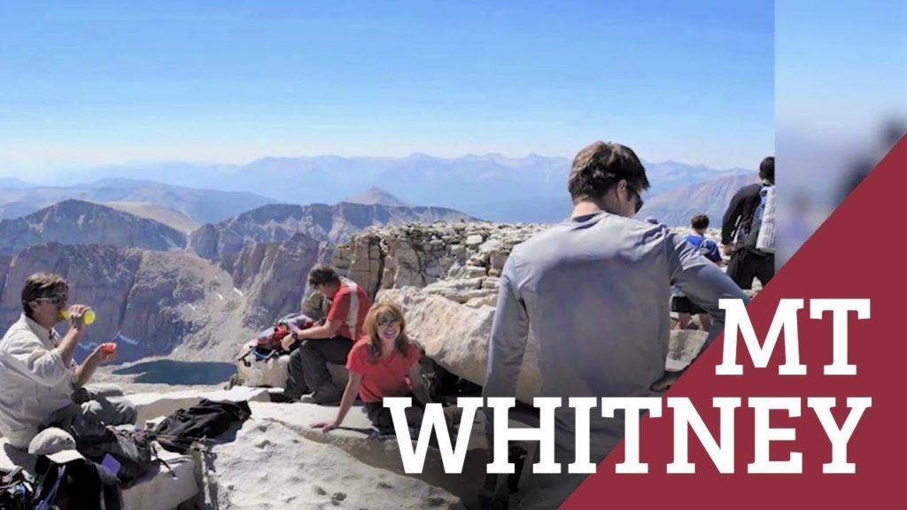 Mt. Whitney, Part 2