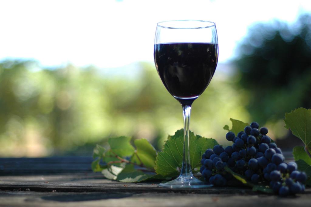 California wine growing in popularity in Hong Kong