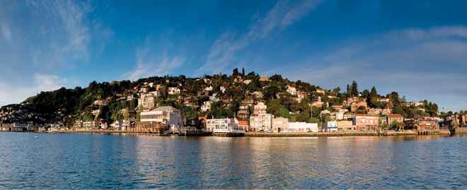 California Life Shows You Why There's Nothing Small about Sausalito