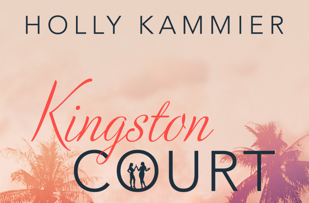 "Catching up with the author of ""Kingston Court"""