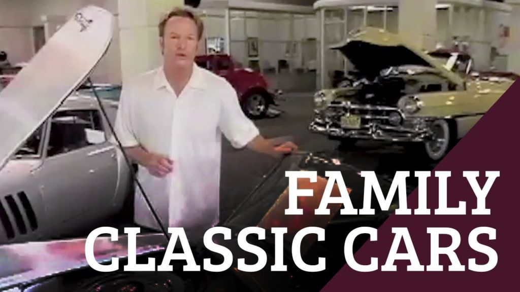 The Man Behind Orange County's Mecca of Classic Cars