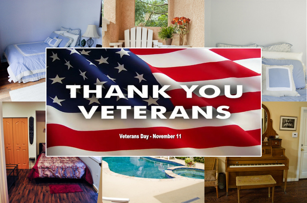 Local Inn Pays it Forward to Veterans this Veterans Day