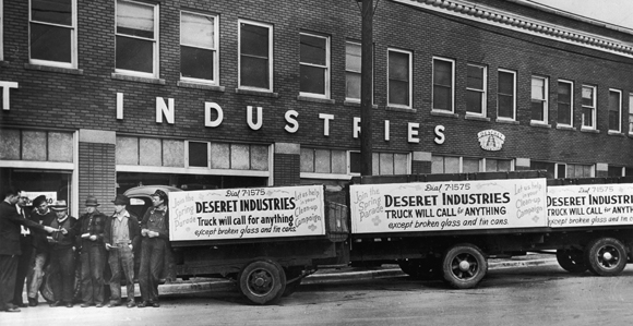 Deseret Industries still going strong after nearly 8 decades