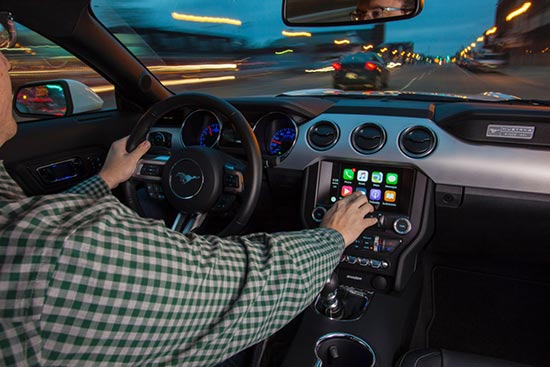 Ford test-driving new technology in Silicon Valley