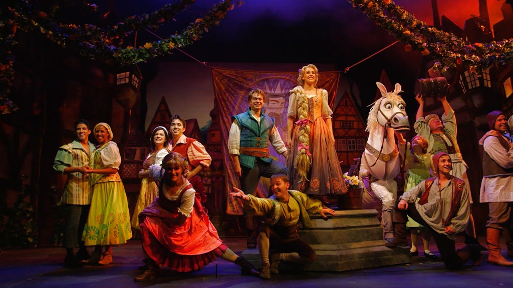 """Tangled The Musical"" hits the high seas on Disney Cruise Line"