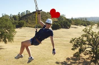 Fun ways to add some adventure to your Valentine's Day