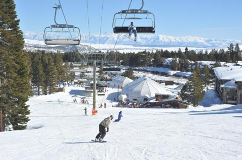Escape to Mammoth Lakes
