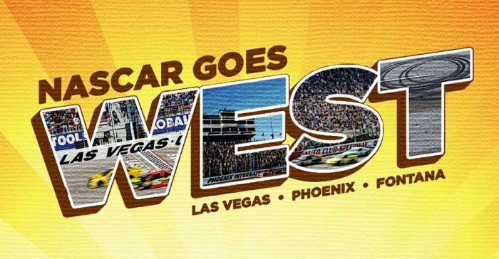 NASCAR Goes West kicks off in Las Vegas