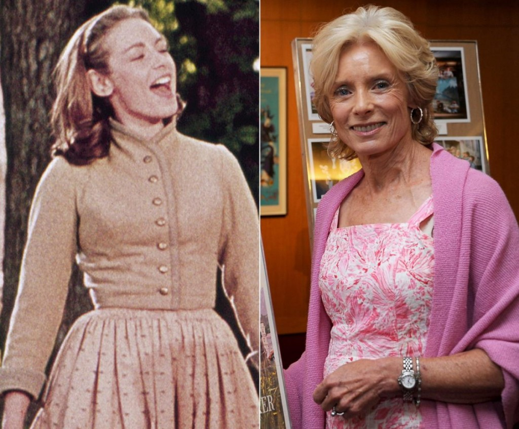 """Actress Charmian Carr talks about her life as Liesl from """"The Sound of Music"""""""