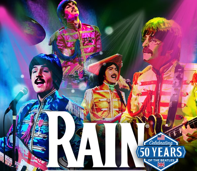 """""""RAIN – A Tribute to The Beatles"""" is rocking its way through California"""