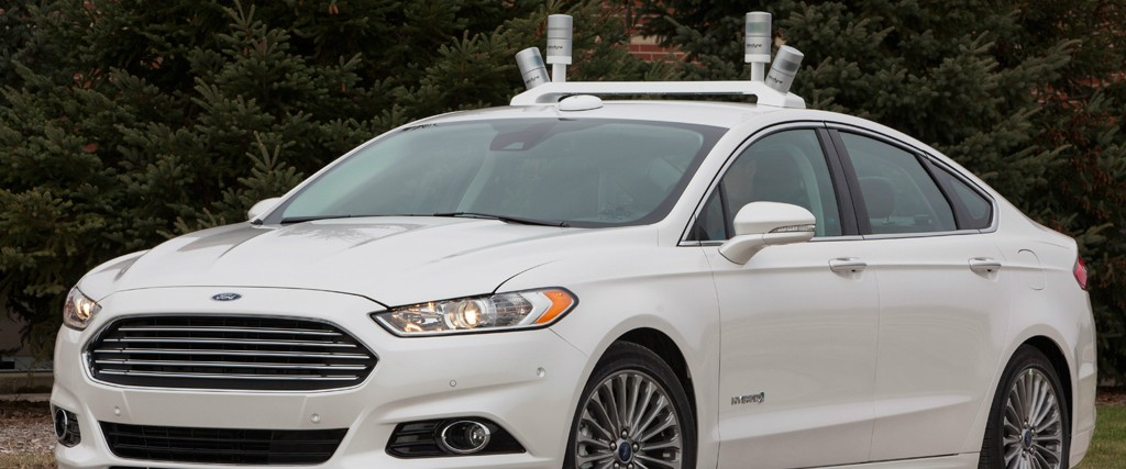 Self-parking cars & e-bikes, just some of the new tech Ford is test driving in Silicon Valley