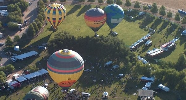 Annual balloon & wine festival takes flight in Temecula Valley