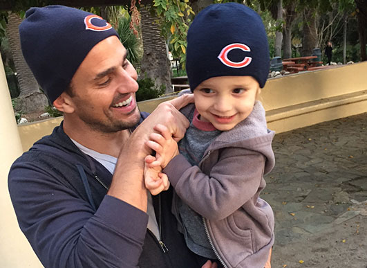 """Celebrity dad & """"Apprentice"""" Bill Rancic talks about his latest endeavors"""