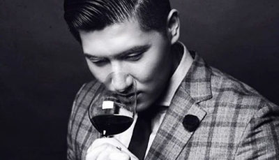 Master sommelier shares secret behind record-breaking bottle of champagne