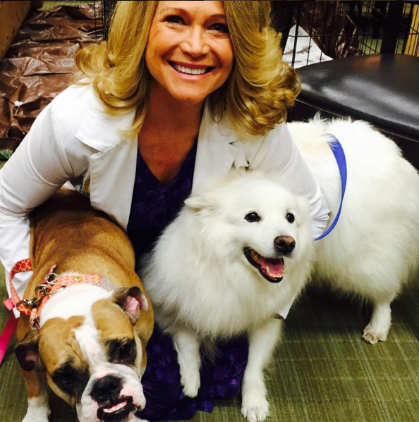 Celebrity Veterinarian Dr. Karen Halligan shares how to keep those pesky fleas and ticks away