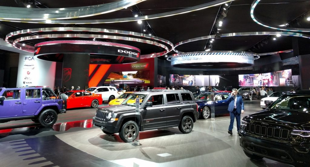 2017 North American International Auto Show offers family-friendly fun & the year's hottest rides from around the globe