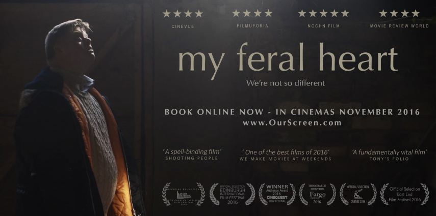 Special screening of award-winning film 'My Feral Heart' at event in Beverly Hills benefitting World Down Syndrome Day