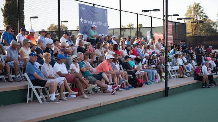 Eugenie Bouchard & Taylor Fritz set to headline Tennis With The Stars event in Rancho Mirage