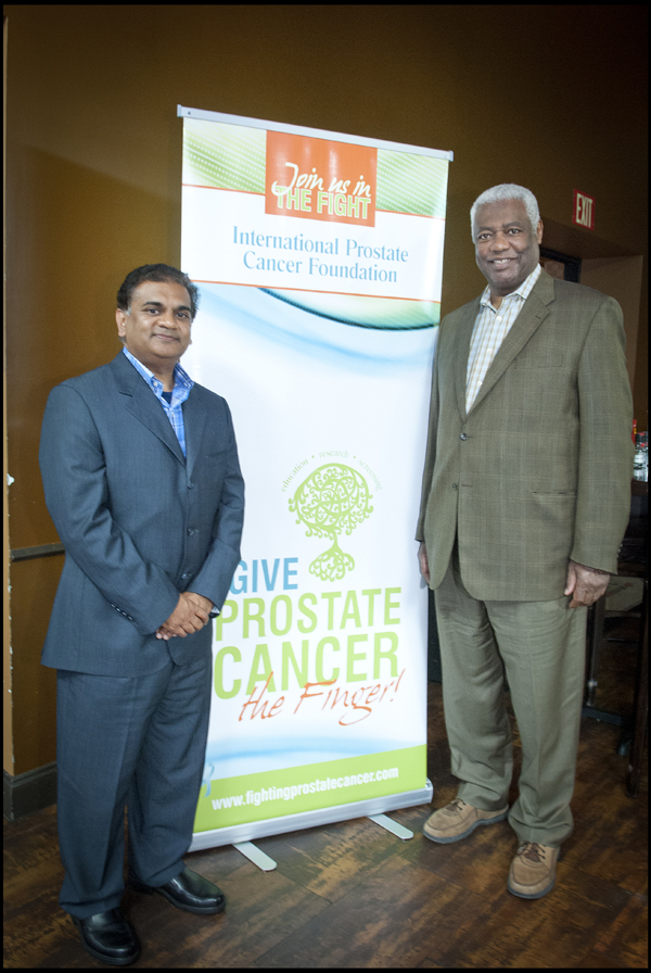 NBA Hall of Famer Oscar Robertson speaks out about prostate cancer and early detection