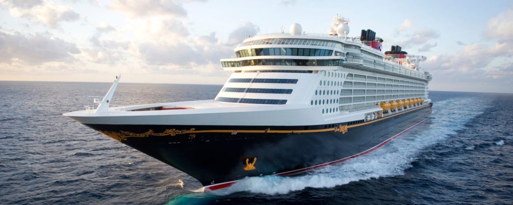 Sail away on the Disney 'Dream' Ship & enjoy the best entertainment on the seven seas