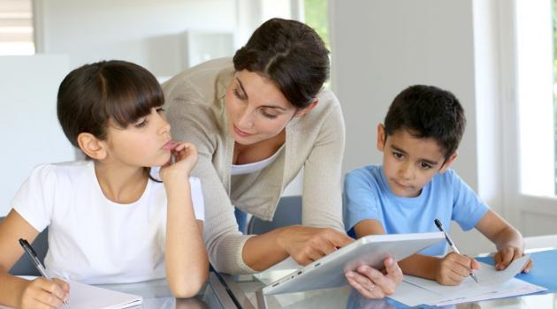 Help your kids understand the purpose of test assessment season while managing their stress