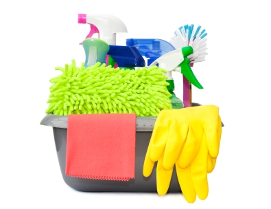 Make Spring cleaning more manageable this season with tips from a lifestyle expert