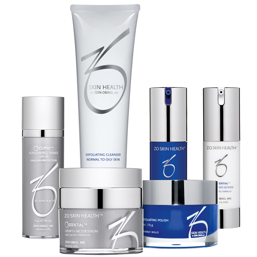 Get glowing skin and reverse aging with new ZO skin care by Dr. Obagi