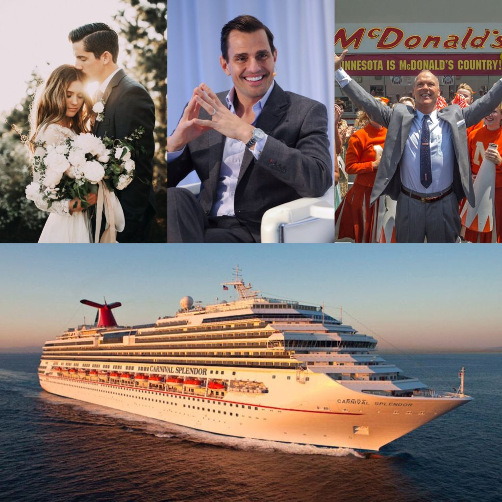Set sail on the Carnival Splendor, protect yourself from cyber attacks with Celebrity Business Expert Bill Rancic, discover the fast food capital of the world and more! All on this week's episode of California Life