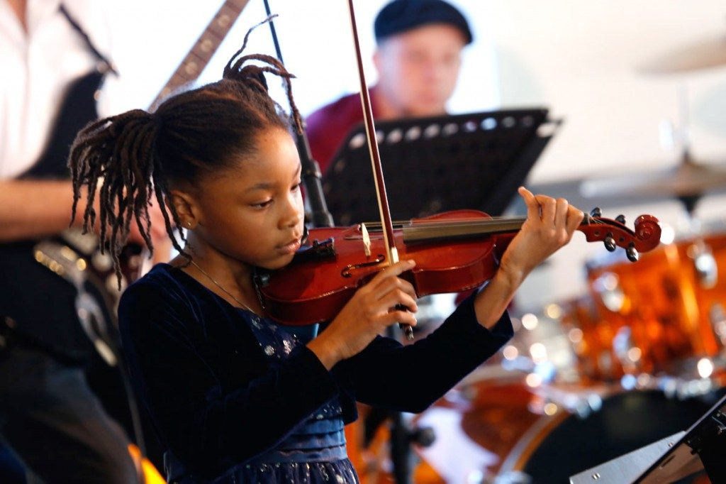 Learn how to hit a high note with the Santa Barbara Symphony's Music Education Center