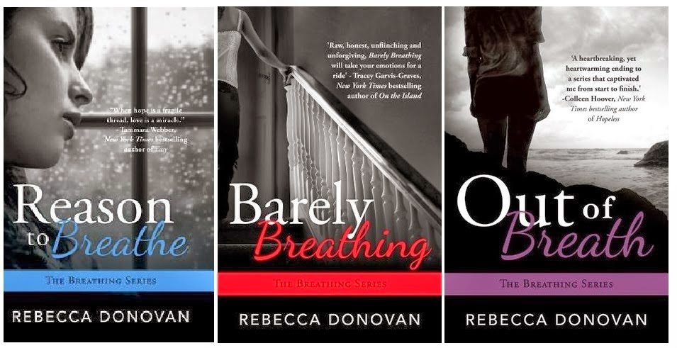 "Author Rebecca Donovan of ""The Breathing Series"" talks about the New Adult Reading Genre"