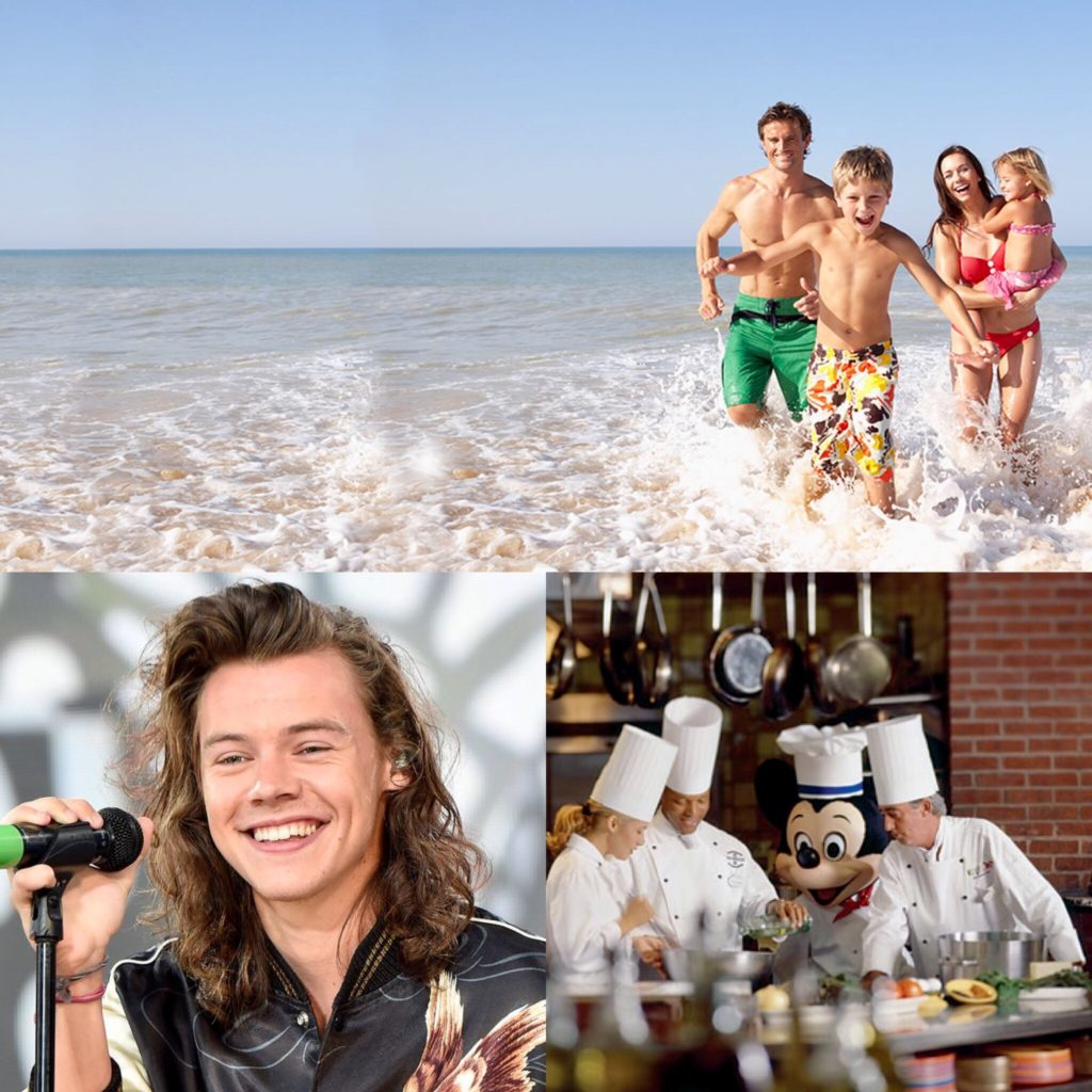Escape to Carlsbad, learn to cook Disneyland's newest recipe, keep up with Harry Styles and more – All on this week's episode!