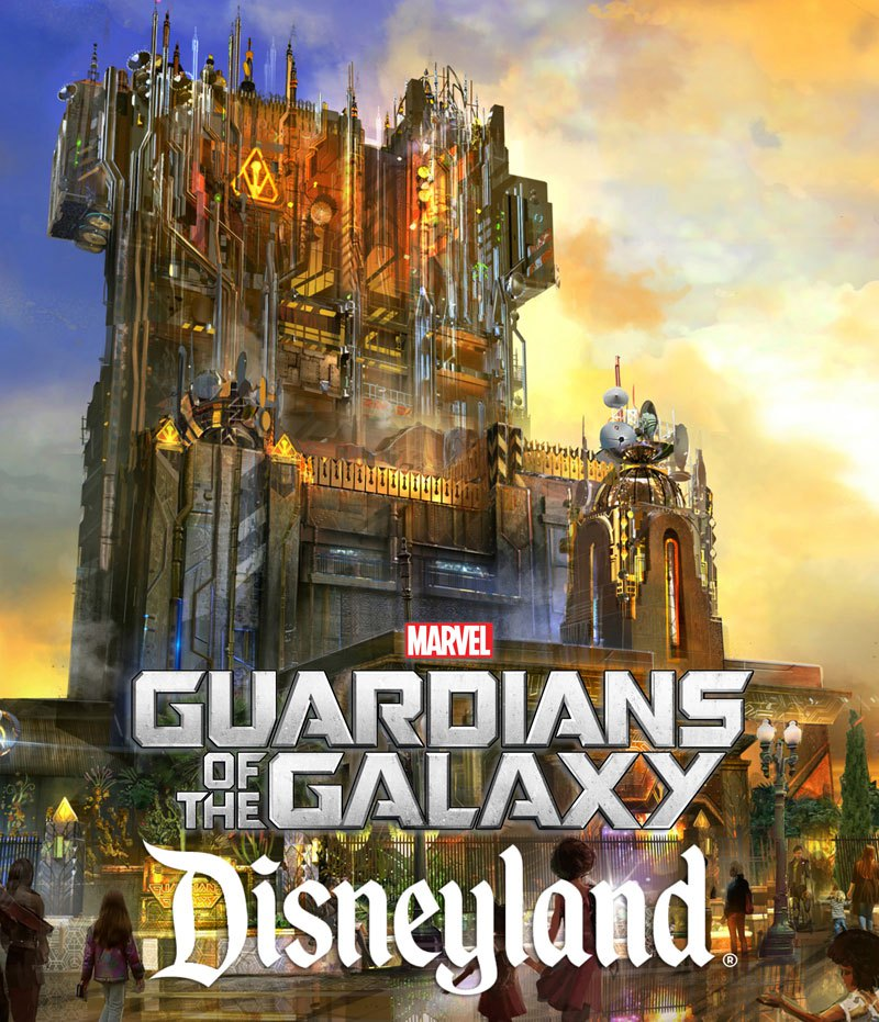 Take a ride on the brand new Guardians of the Galaxy – Mission: BREAKOUT! with California Life!