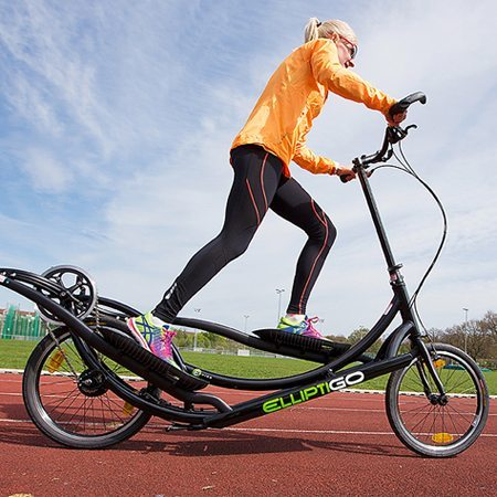 Revolutionize your fitness with ElliptiGO – The world's first elliptical bike
