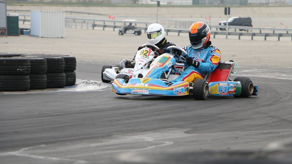 California Life honors the late Jerry Henderson by spotlighting his outdoor racetrack, the Henderson Karting Experience