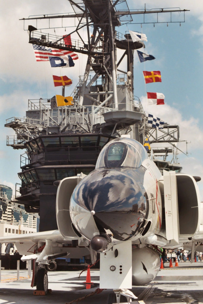 Step inside the USS Midway Museum – America's living symbol of freedom