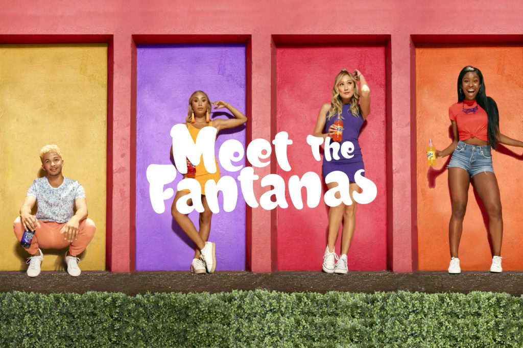 Wanta Fanta? The Fantanas are back with a new mission for self-expression