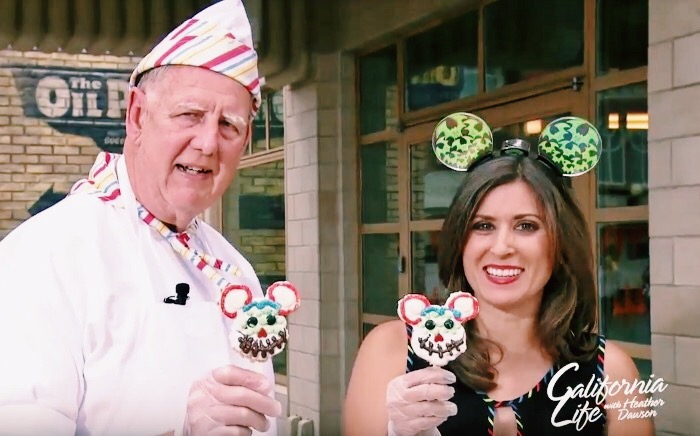 How to Make Disneyland's Halloween Time Treats at Home