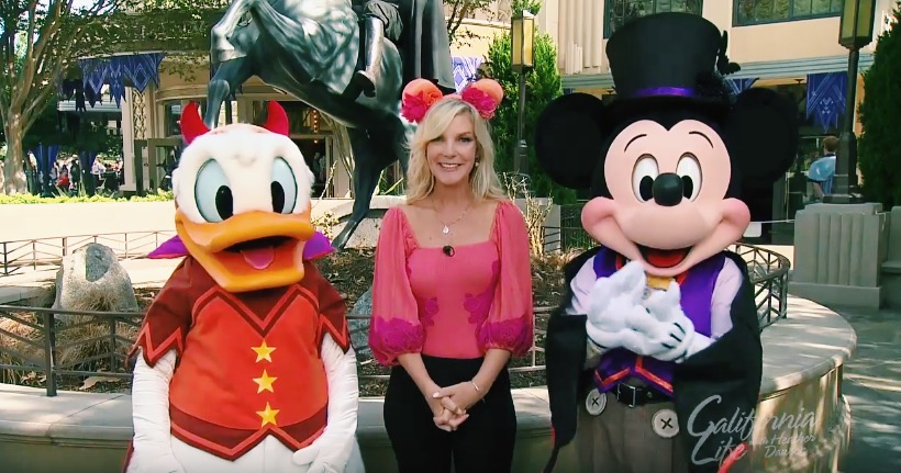 Prepare to be spooked with tricks, treats and California's favorite haunts on our Halloween episode from Disneyland
