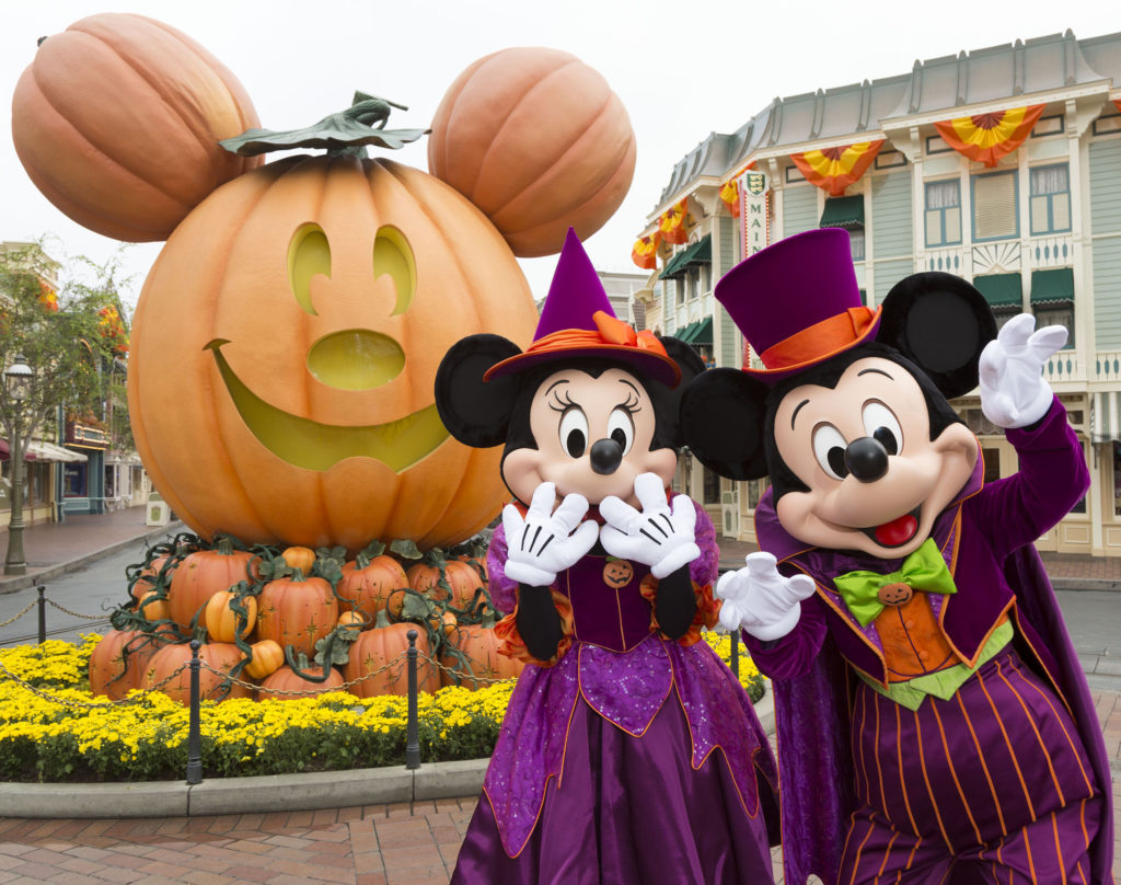 Your Guide to Disneyland and California Adventure's Brand New Halloween Time Attractions
