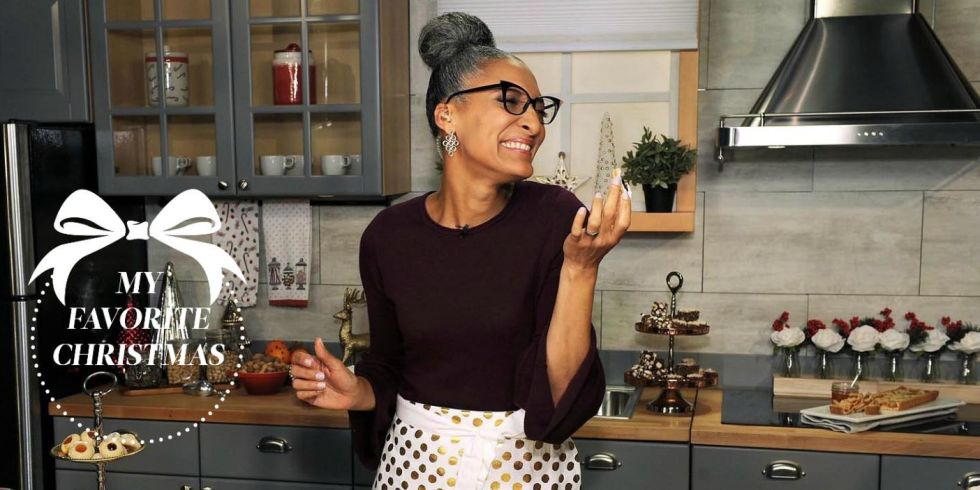 Enjoy Christmas With Less Stress and More Tradition With These Tips From Carla Hall