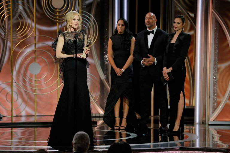 The Complete List of the 2018 Golden Globe Award Winners
