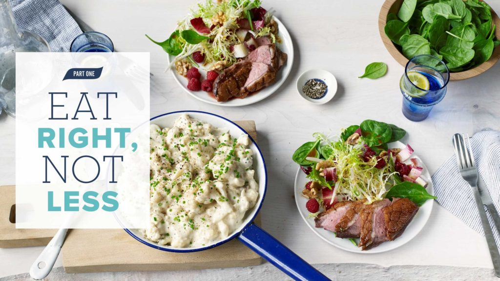 How To Eat Right, Not Less On The Atkins Diet