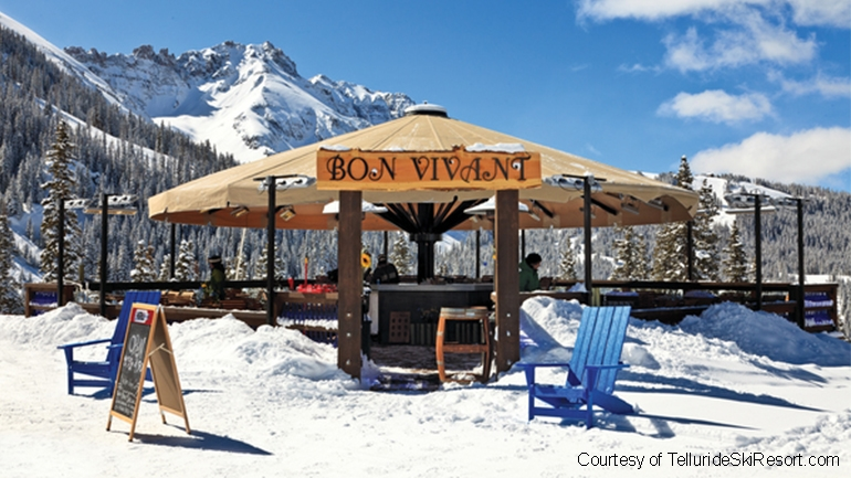 Telluride Elevates Mountain Dining With Ski-Side Restaurant