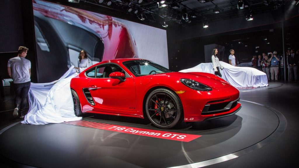 Everything You Need To Know About The L.A. Auto Show