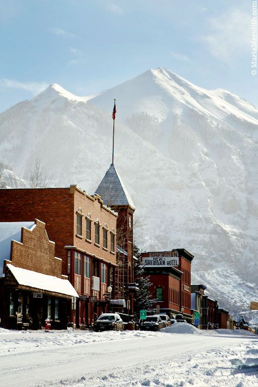 We're Bringing The Show To The Snow On This Week's Episode Of California Life Shot In Telluride, Colorado!