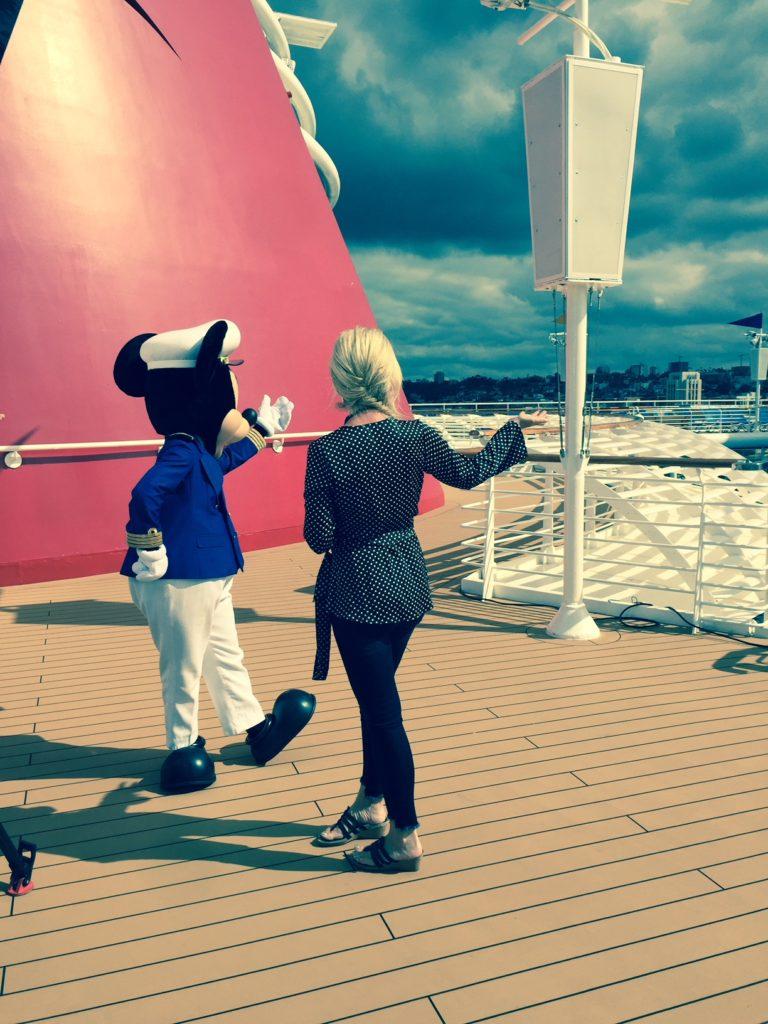 Go inside Disney Cruise Line's Disney Wonder!