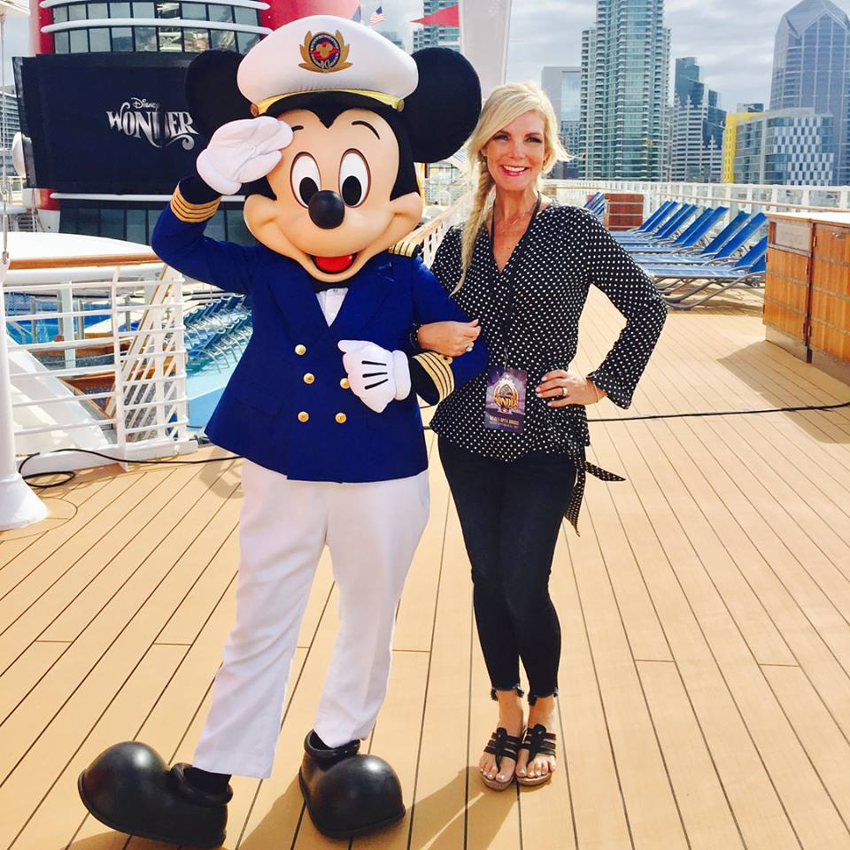 A Special Episode from the Disney Wonder airing this week on California Life