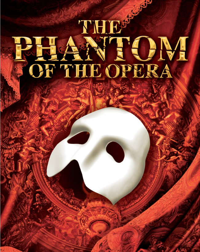 The Phantom of the Opera comes to the Broadway San Diego stage