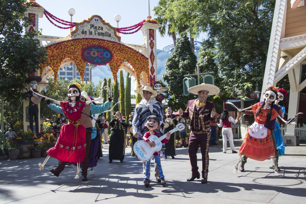 Get Tangled Up on Disney's Cruise Ship, Spend a Day with Veterans at Sea and Celebrate Halloween with Pixar's Coco Live