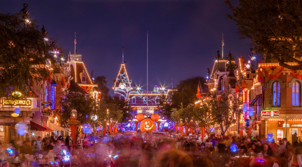 Halloween Time is Back at the Disneyland Resort